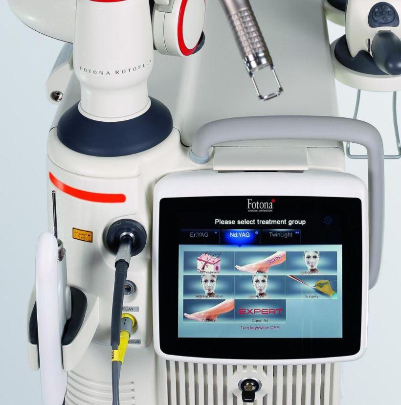 les laser d'epilation